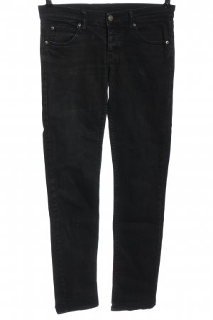 Cheap Monday Skinny Jeans schwarz Casual-Look