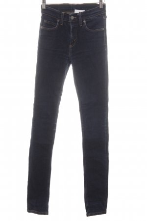 Cheap Monday Skinny Jeans dunkelblau Casual-Look