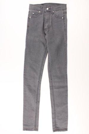 Cheap Monday Skinny Jeans Größe 32 grau aus Baumwolle