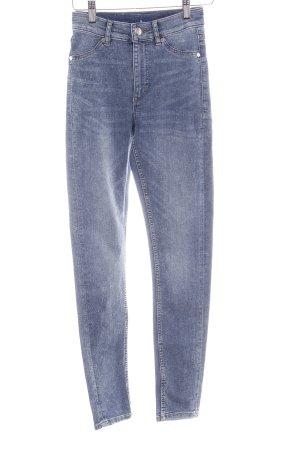 Cheap Monday Skinny Jeans kornblumenblau Casual-Look