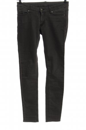 Cheap Monday Slim Jeans schwarz Casual-Look