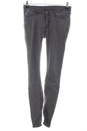 Cheap Monday Slim Jeans hellgrau Casual-Look