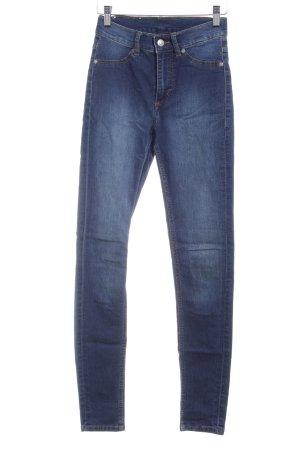 Cheap Monday Slim Jeans stahlblau Casual-Look