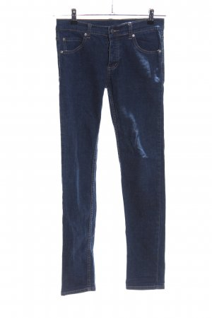 Cheap Monday Straight-Leg Jeans blau Casual-Look