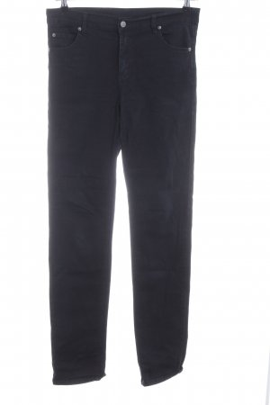 Cheap Monday Stretch Jeans schwarz Casual-Look