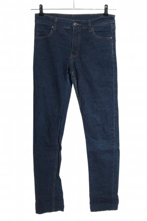 Cheap Monday Stretch Jeans blau Casual-Look