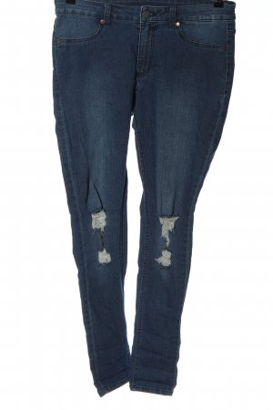 Cheap Monday Stretch Jeans blue casual look