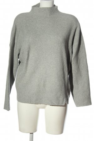Cheap Monday Knitted Sweater light grey casual look