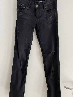 Cheap Monday Jeans skinny nero Cotone