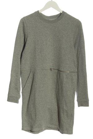 Cheap Monday Sweat Dress light grey flecked casual look