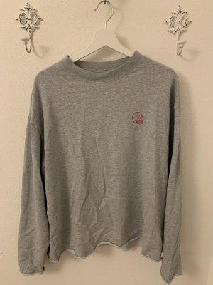 Cheap Monday Sweat Shirt light grey-grey