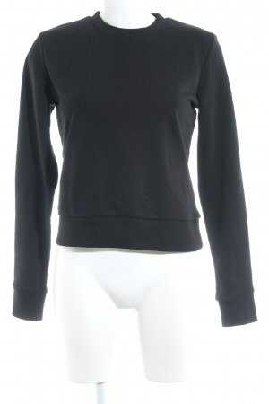 Cheap Monday Sweatshirt schwarz Casual-Look