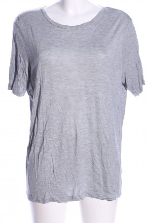 Cheap Monday T-Shirt hellgrau meliert Casual-Look