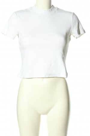 Cheap Monday T-Shirt weiß Casual-Look