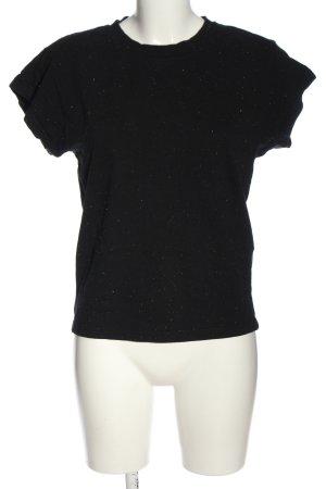 Cheap Monday T-Shirt schwarz meliert Casual-Look