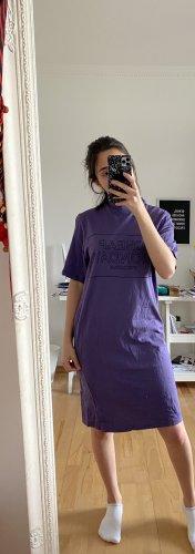 Cheap Monday Shirt Dress purple-neon green