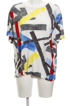 Cheap Monday T-Shirt Streifenmuster sportlicher Stil