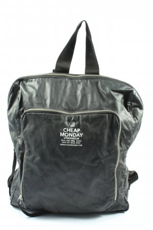 Cheap Monday Daypack black casual look