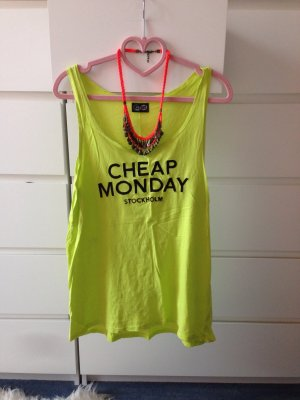 Cheap Monday Tanktop wie neu