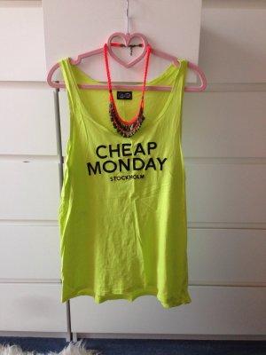 Cheap Monday Tanktop wie neu