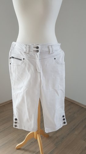 Cheer 3/4 Length Trousers white