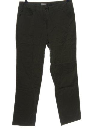 Cheer Spodnie z pięcioma kieszeniami khaki W stylu casual