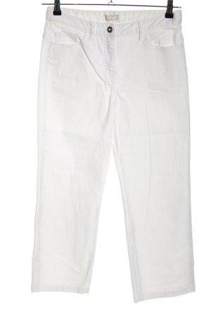 Cheer High Waist Jeans white casual look