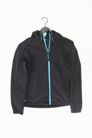 Cheer Jacke Größe 42 schwarz aus Polyester
