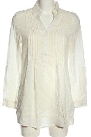 Cheer Long Sleeve Shirt white casual look