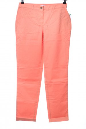 Cheer Röhrenhose hellorange Casual-Look