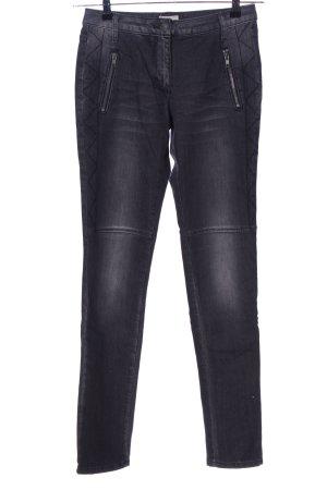 Cheer Skinny Jeans schwarz Casual-Look