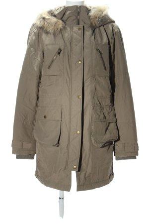Cheer Winter Jacket khaki casual look