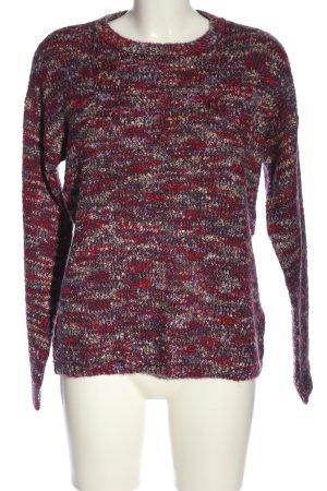 Cheer Warkoczowy sweter Melanżowy W stylu casual