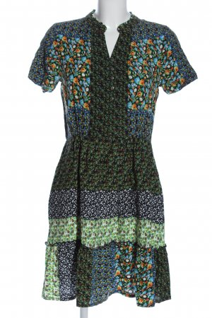 Cheeri A Line Dress allover print casual look