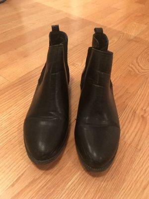 Daisy Street Chelsea Boots black
