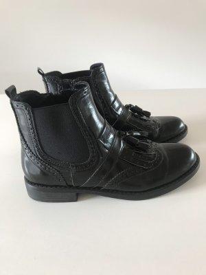Chelsea Boots 37 schwarz