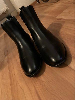 Onygo Chelsea laarzen zwart-goud