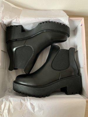Onygo Chelsea Boot noir