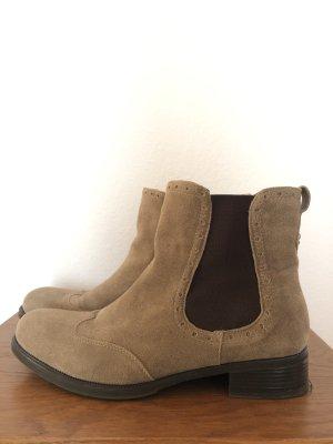 Deichmann Chelsea Boots multicolored leather