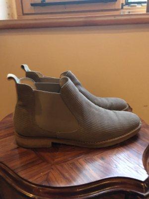 Chelsea laarzen grijs