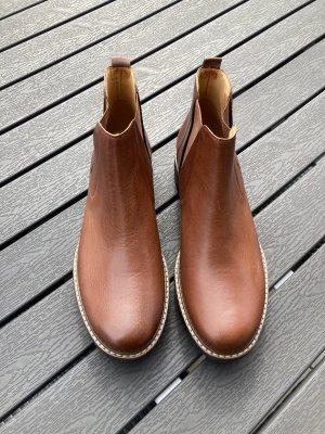 Gabor Chelsea Boot cognac cuir