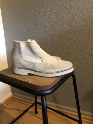 Chelsea Boots Esprit beige