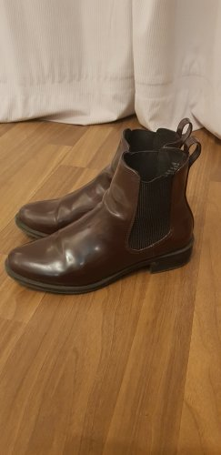 H&M Chelsea Boot bordeau