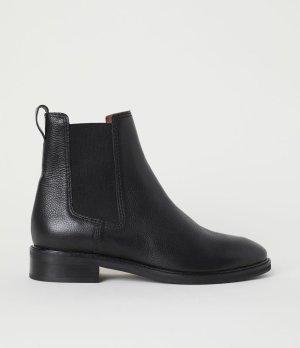 H&M Botines Chelsea negro