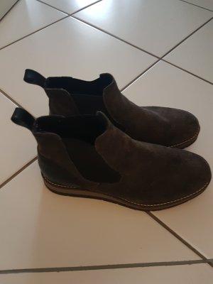 Chelsea-Boots in Wildleder