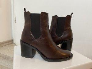 Chelsea Boots Keilabsatz