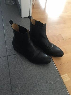 MALVIN&HAMILTON Chelsea laarzen zwart