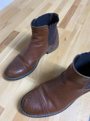 Marc O'Polo Chelsea Boot brun