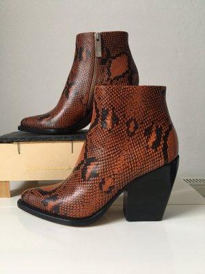 Chloé Chelsea Boot rouille