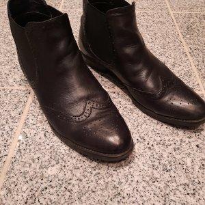 Boxx Chelsea laarzen zwart